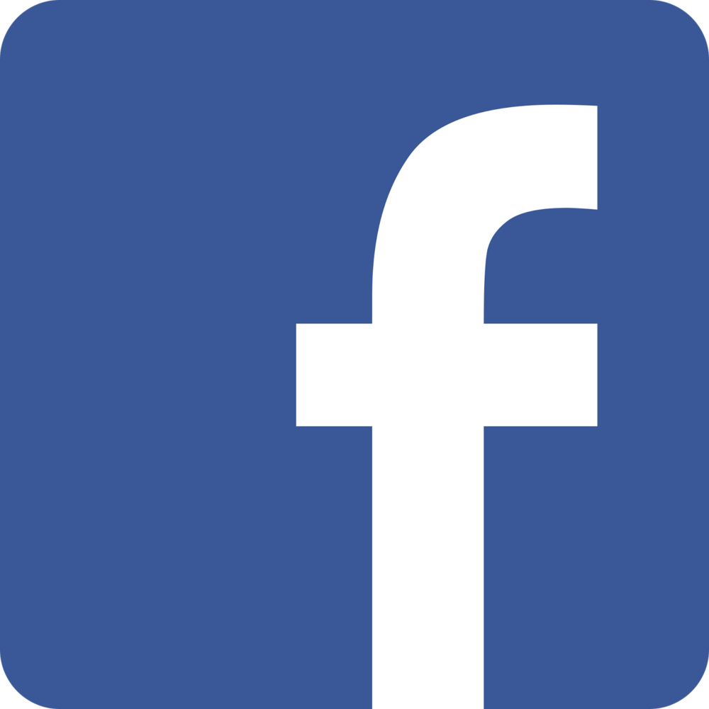 facebook logo png transparent background